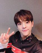 Woojin IG Update 180823