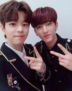 Seungmin Changbin IG Update 20190126 (2)