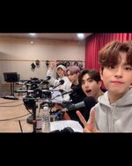 Seungmin Han Felix Hyunjin IG Update 20191011