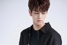 Seungmin I am YOU Jacket Shooting Behind