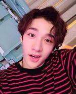 Bang Chan IG Update 180804 (1)