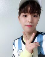 Seungmin IG Update 180812 (1)