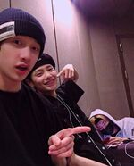 Bang Chan, I.N and Han IG Update 180713