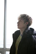 Bang Chan Mixtape Jacket Shooting Behind (6)