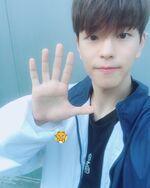 Seungmin IG Update 180909 (2)