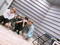 Felix Han Seungmin Hyunjin IG Update 20190113 (1)