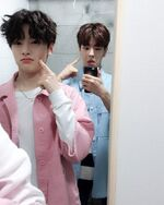 Seungmin and I.N IG Update 180529 (4)