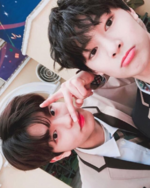 I.N and Seungmin IG Update 180130