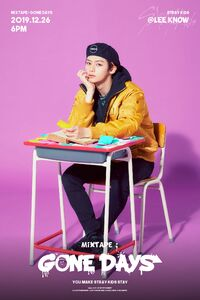 Lee Know Mixtape Gone Days Promo Picture (2)