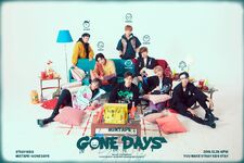 Stray Kids Mixtape Gone Days Promo Picture (4)