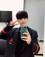 Woojin IG Update 181109 (3)
