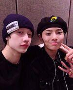 Bang Chan and I.N IG Update 180713 (1)