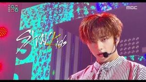 HOT Stray Kids - Side Effects, 스트레이 키즈 - 부작용 Show Music core 20190706