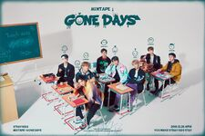 Stray Kids Mixtape Gone Days Promo Picture (1)