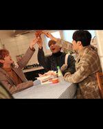 Felix, Han and Woojin IG Update 181203