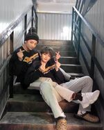Lee Know Hyunjin IG Update 20190219 (3)