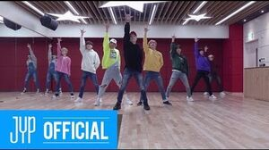 "Stray Kids ""Get Cool"" Dance Practice (Full Cam Ver"