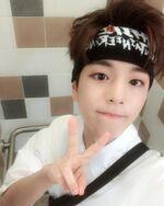 Seungmin IG Update 180712 (3)