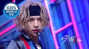 Stray Kids (스트레이 키즈) - God's Menu (神메뉴) Music Bank 2020.06