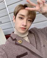 Bang Chan IG Update 20200204 (2)