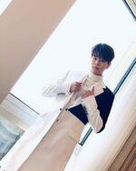Seungmin IG Update 181205 (2)