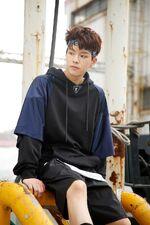 Seungmin I am WHO Jacket Shooting Behind (2)