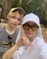 Hyunjin Felix IG Update 20190406 (2)