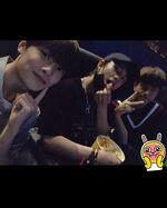 I.N, Hyunjin and Seungmin IG Update 180721 (1)