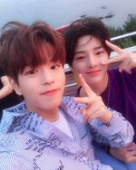 Seungmin and I.N IG Update 180702