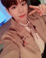 Seungmin IG Update 181121 (2)