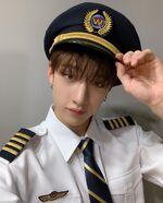 Bang Chan IG Update 20191221 (2)