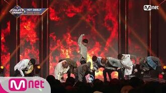 Stray Kids - ROCK Debut Stage M COUNTDOWN 180329 EP.564