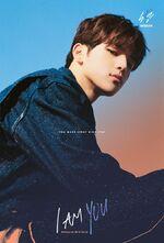 Woojin I Am You promo 1