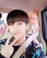 Changbin and Felix IG Update 180526