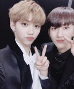 Felix and Changbin IG Update 181106 (1)