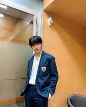 Hyunjin IG Update 200425 (2)