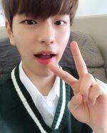 Seungmin IG Update 180915 (1)
