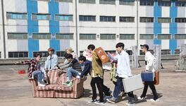 Stray Kids I am YOU Music Video Shooting Behind