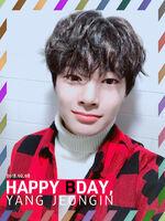 Birthday I.N 2018