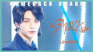Comeback Stage Stray Kids - Levanter , 스트레이 키즈 - 바람 Show Music core 20191214