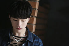 Jeongin Mixtape Jacket Shooting Behind (7)