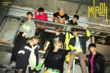 Stray Kids Clé 1 Miroh Promo Picture (1)