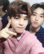 Seungmin and Han IG Update 180728