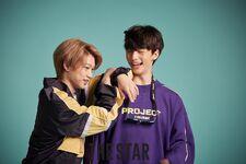 Felix Hyunjin The Star Magazine May 2018