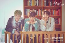 Official Goods I Am You Bang Chan Seungmin & I.N teaser