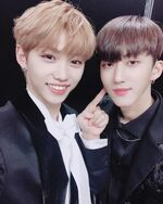 Felix and Changbin IG Update 181106 (3)