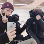 Hyunjin I.N Seungmin IG Update 20190104 (2)