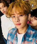 Lee Know, Hyunjin and Felix IG Update 180328