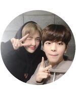 Seungmin Hyunjin IG Update 20181228 (2)