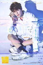 Seungmin Clé 2 Yellow Wood Promo Picture (2)